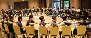 전체간부 수련대회 6월24일(수) 공동체 놀이